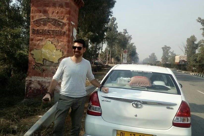 Louer une Voiture avec Chauffeur au Rajasthan